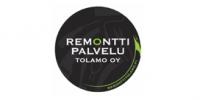 Annukka Tolamo Remonttipalvelu Tolamo Oy logo